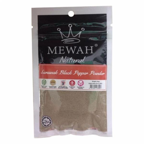 Mewah Sarawak Black Pepper Powder 50g