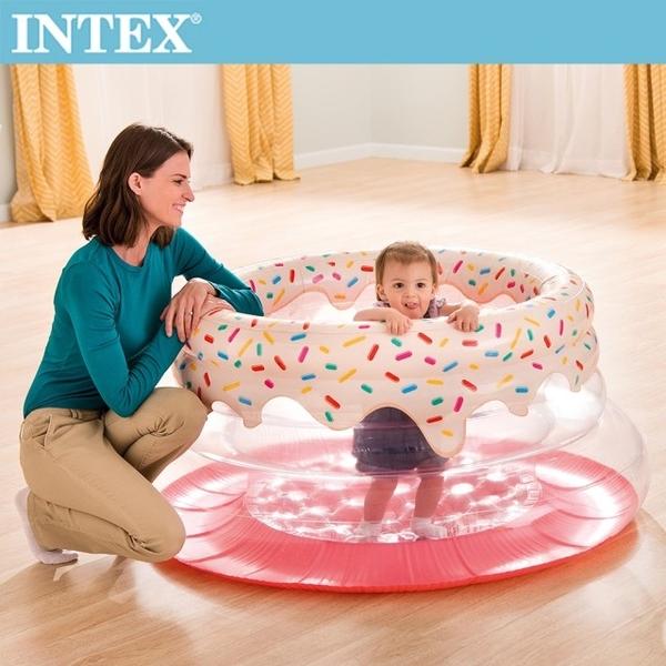 (INTEX)INTEX Donut Styling Jumping Bed (48476)