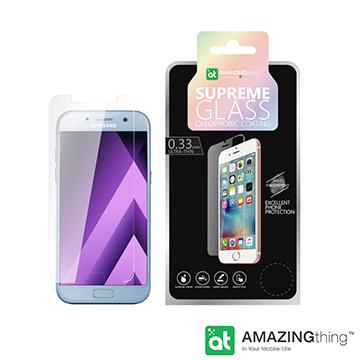 AmazingThing 三星 Galaxy A5(2017) 透明強化玻璃保護貼