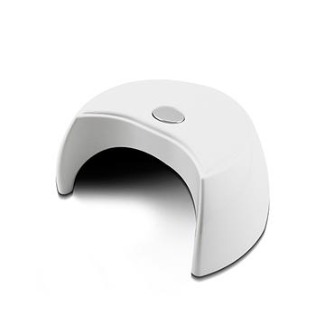 Crescent Moon-White-6W-LED Nail Lamp