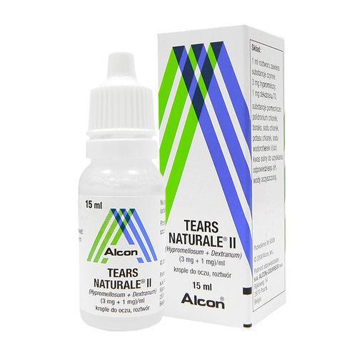 Alcon Tears Naturale II (15ml) exp 04/2023