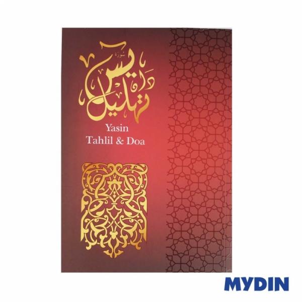 Yasin Tahlil & Doa Emboss MH06G A5
