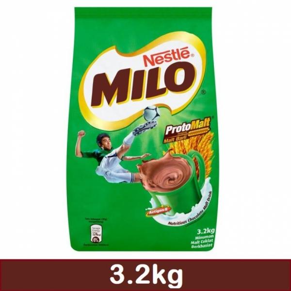 [Merdeka Deal] Milo Protomalt Powder Soft Pack (3.2kg)