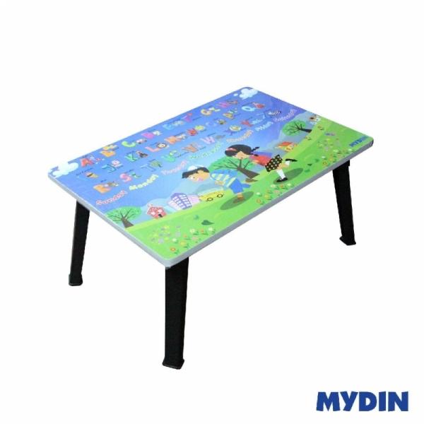 """Mydin Foldable Study Table - 3 Variants (16"""" x 24"""")"""