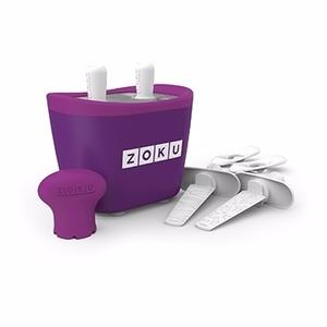 (ZOKU)ZOKU Rapid Popsicle Mold (2 pcs) - Purple