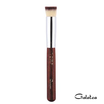 Galatea mahogany series R21RF three-color fiber hair foundation brush polishing brush