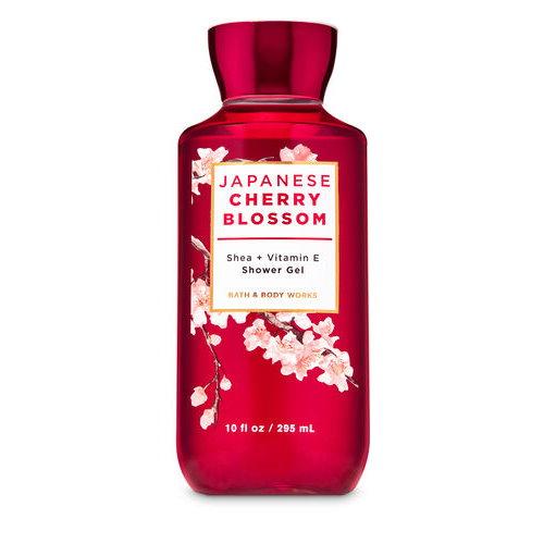 """Bath & Body Works"" fine fragrances bath [] Japanese cherry Japanese Cherry Blossom295ml"