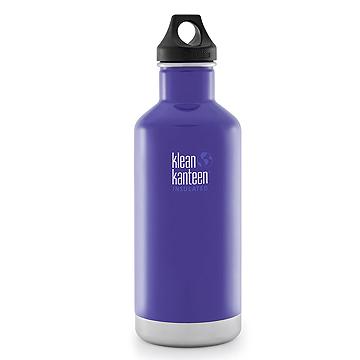 (Klean kanteen)US Klean Kanteen Classic thermos 946ml- Purple Iris