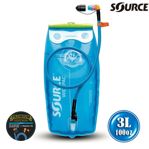 SOURCE 抗 UV 軟管抗菌水袋 Widepac Premium Kit 2061720203