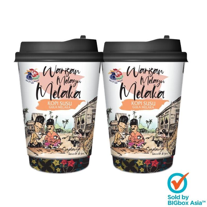[BUNDLE 2] Warisan Melayu Melaka 30g - Kopi Susu Gula Melaka