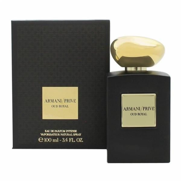 Prive Oud Royal by Giorgio Armani Edp Intense Unisex Perfume 100ml