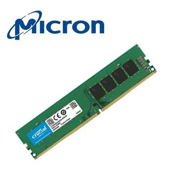 (Crucial)Micron Crucial DDR4 2666 8GB Desktop Memory