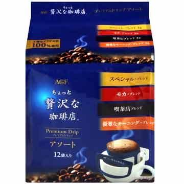 AGF Maxim華麗濾式咖啡-綜合 (8g * 12入)