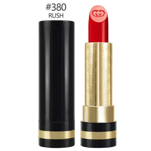 GUCCI Ultimate Color Moisturizing Lip Balm #380 RUSH 3.5g