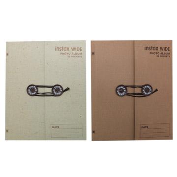 Fuji instax wide width film special album
