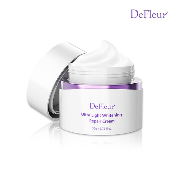 DeFleur迪芙洛爾 淨透光亮白修護乳霜50g DF-15