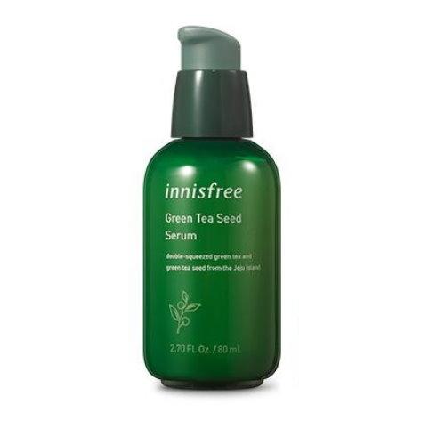 """""""Korea innisfree"""" Green Tea Seed Serum 80ml moisturizer"""