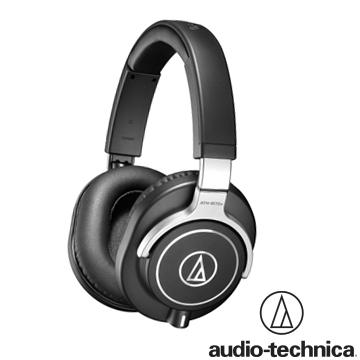 鐵三角 ATH-M70x 高音質錄音室用專業型監聽耳機