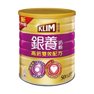 金克寧銀養奶粉高鈣雙效配方 1.5kg
