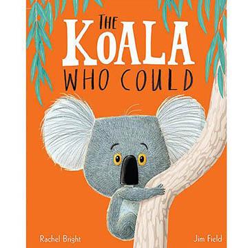 (Orchard Books)The Koala Who Could 無尾熊凱文的嘗試 平裝繪本(外文書)