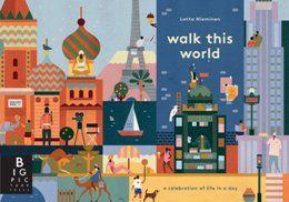 (Candlewick)Walk This World 世界好好玩(厚頁翻翻書)(外文書)(精裝)