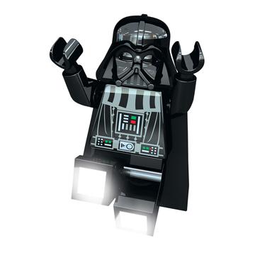LEGO Star Wars Black Samurai Flashlight