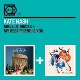 凱特娜許 / 磚輯+你是我最好的朋友【2合1雙碟】2CD