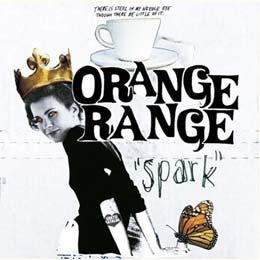 Orange Range / spark CD