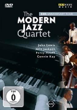 Modern Jazz Quartet - thirty-five anniversary concert tour DVD