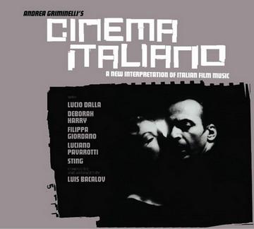 A new annotation Italian soundtrack CD