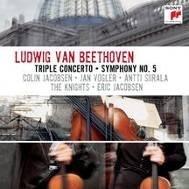 Beethoven: Triple Concerto, Fifth Symphony Ludwig van Beethoven CD