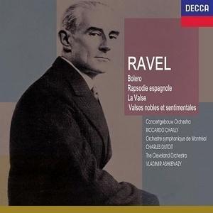 (DECCA) Ravel: Poiret Road, Spanish Rhapsody CD