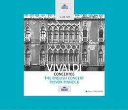 (Archiv) Vivaldi: 5CD Concerts