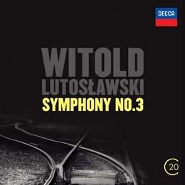 Lutoslawski ︰ Third Symphony, orchestral concertos, weaving words CD
