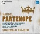 """Opera hall 40"" Handel: Partenope 3CD Patti Nuopei"