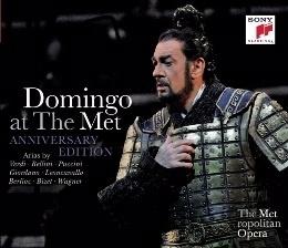 Domingo / Metropolitan Opera concert live Domingo at the MET 3CD