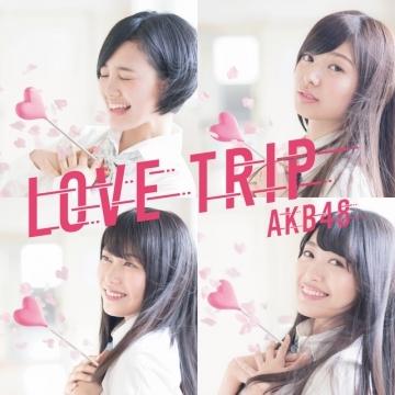 AKB48 / LOVE TRIP|分享幸福〈Type-D〉CD+DVD