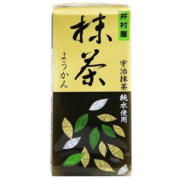 井村屋 迷你羊羹-抹茶 (58g)
