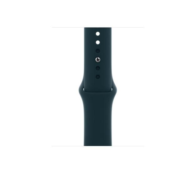 40 mm mallards green sport strap - standard