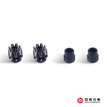 【亞果元素】FLEET 系列 RCS02 遙控器專用鋁合金權杖拇指遙桿 for DJI Phantom 黑