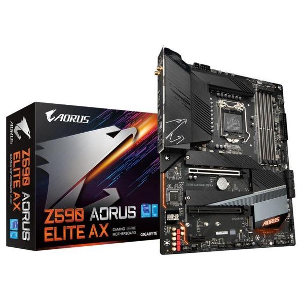 (GIGABYTE)GIGABYTE Z590 AORUS ELITE AX motherboard