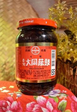 大同醬油-素食蔭鼓 380g