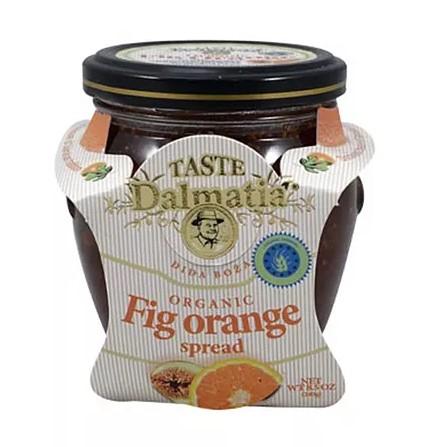 Organic Fig Orange Spread