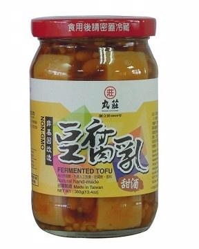 丸莊_甜酒豆腐乳380g