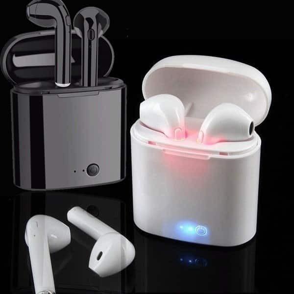 Latest I7S TWS Twins Wireless Earbuds Mini Bluetooth V4.2 Stereo Earphone