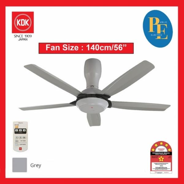 """KDK Remote Control Ceiling Fan 56"""" - K14Y5"""