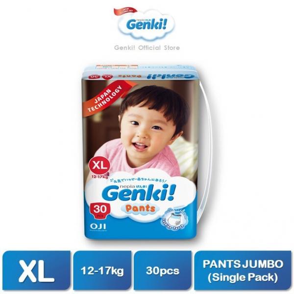 Genki Pants Jumbo XL30