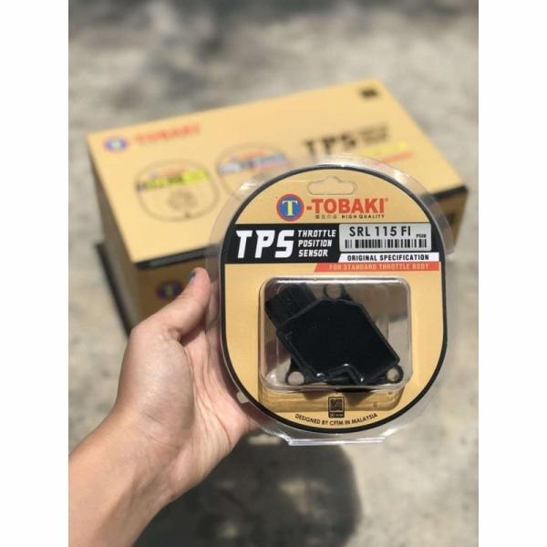 Tobaki TPS (STANDARD) THROTTLE POSITION SENSOR PlugnPlay>>Rs150R/PCX150/CBR150/SRL115FI/EGO AVANTIZ/SOLARIZ/Y15ZR/NVX155