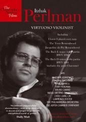 (Christopher Nupen)Christopher Nupen Film 2008年之帕爾曼-偉大的小提琴大師【1DVD】