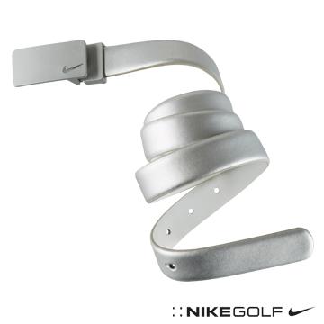 (Nike Golf )Nike Golf Retro Belt - Silver 646694-070